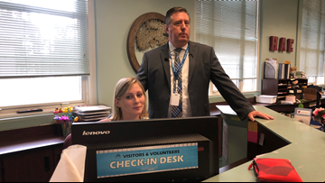 Instant background checks now part of Duval County Public Schools new visitor check-in procedures