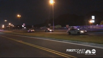 Two JSO officers involved in separate crashes on Arlington Expressway