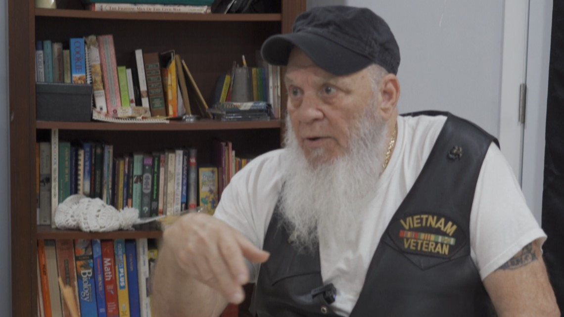 Vietnam veteran asks help to have promised renovations completed