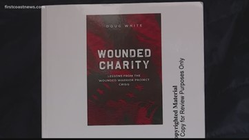 Wounded Warrior Project scandal is focus of new book 'Wounded Charity'