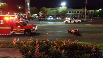 20-year-old motorcyclist identified after fatal crash on San Jose