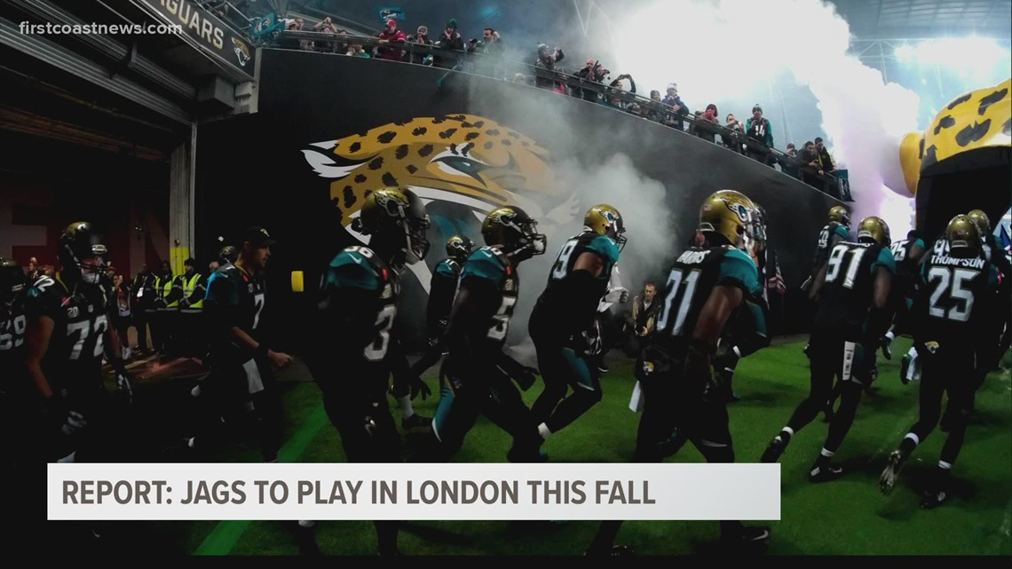 NFL releases schedule Wednesday night, here's what the Jaguars can expect