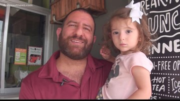 Daddy Is Getting a Kidney! Girl's father receives much-needed great news