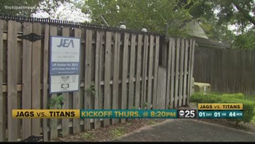 Mandarin homeowner says sewage lift station odor is unbearable