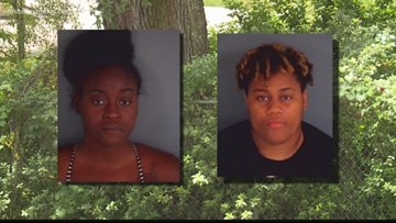 Two Jacksonville women arrested in connection with Amber Alert for 10-year-old Clay County boy