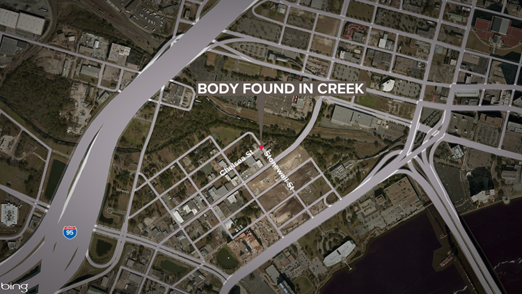Body found at McCoy Creek