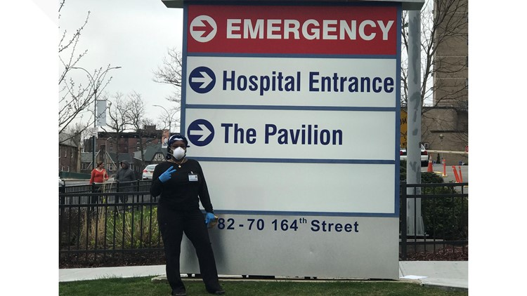 Superheroes: Jacksonville nurse serving in New York COVID-19 'Hot Zone'