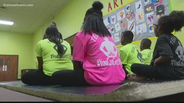 Jacksonville man teaching kids respect through martial arts