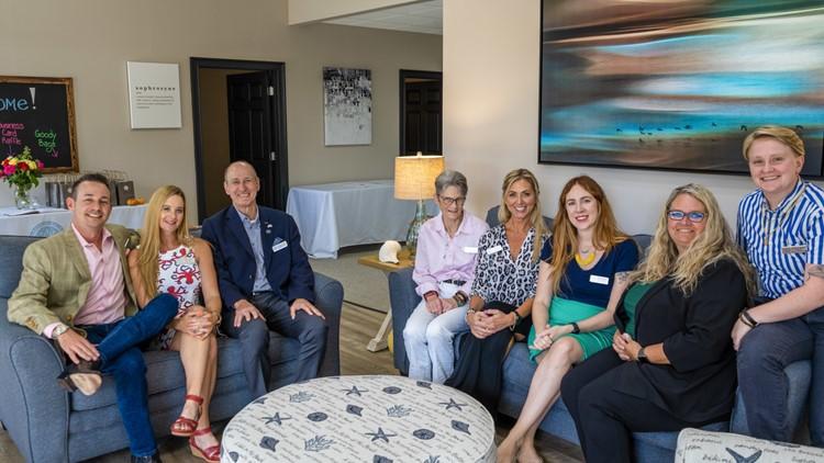 Stories of Service: Jacksonville veteran opens addiction treatment facility