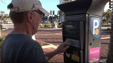 Paid parking enforcement begins in Beaches Town Center area