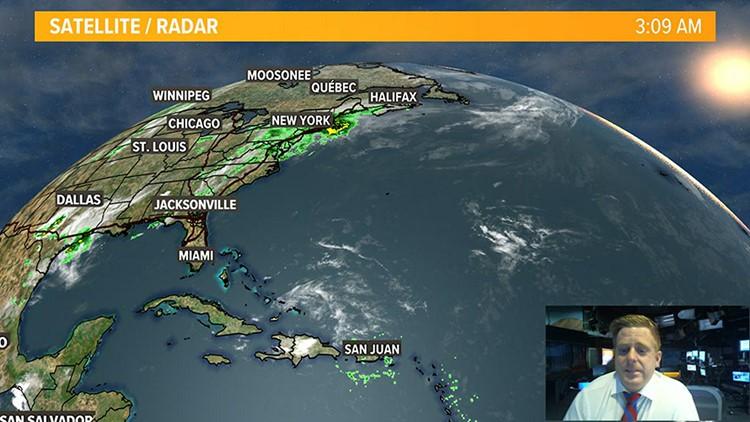 Atlantic Tropical Outlook