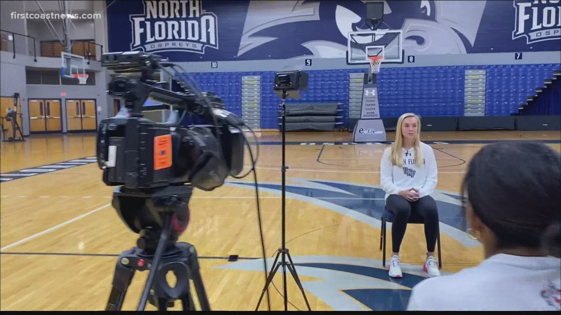 Bishop Kenny's Maddie Millar discusses her commitment to UNF