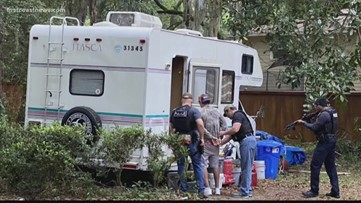 Search warrant leads to recovery of stolen Jacksonville beach trailer, tools and more