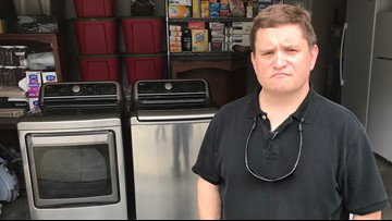 'I've had it with LG': Homeowner frustrated after smart washer floods home