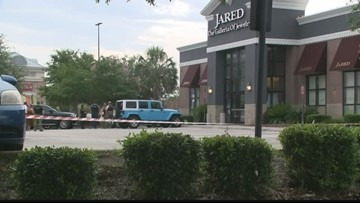 Fourth suspect arrested in Georgia after jewelry store robbery at Town Center