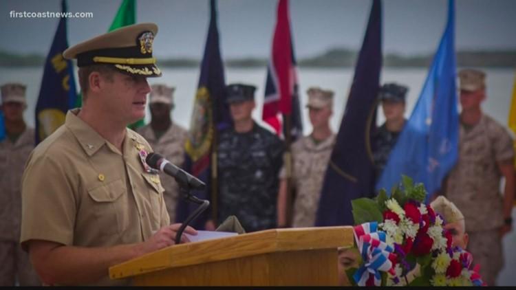 Former Commander of Gitmo Naval Base behind bars