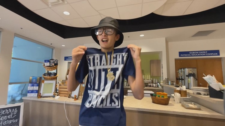 From student to rap star: North Florida School of Special Education's new music video highlights the impact of their program