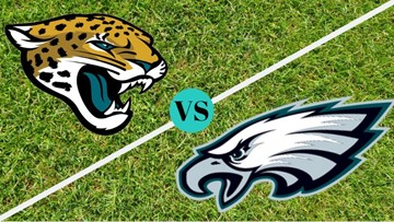 LIVE BLOG: Jacksonville Jaguars vs. Philidelphia Eagles