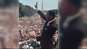 MLK Day celebrations around the First Coast