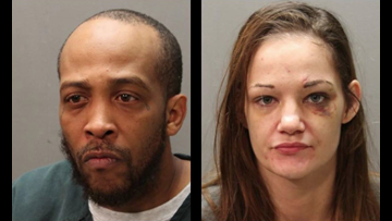 Pair charged in Arlington shooting death