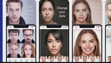The privacy concerns that come with downloading FaceApp