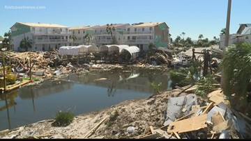 A look back on Hurricane Michael's impact on Mexico Beach