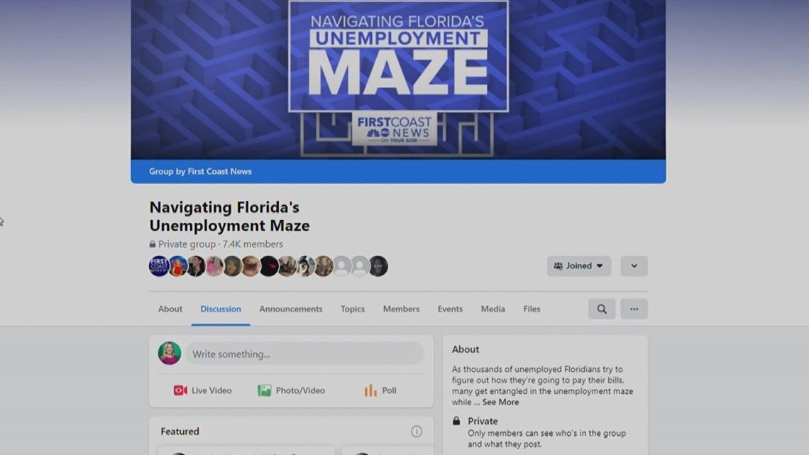 Floridians in mental health crisis over unemployment maze