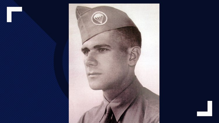 Tom Rice, D-DAY Paratrooper
