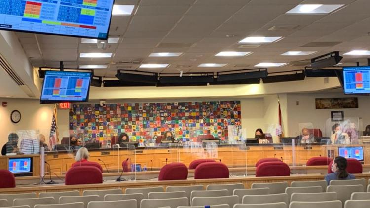Parents frustrated as Duval County School Board doesn't act on mask mandate