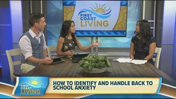 How to identify and handle back to school anxiety (FCL July 23rd)