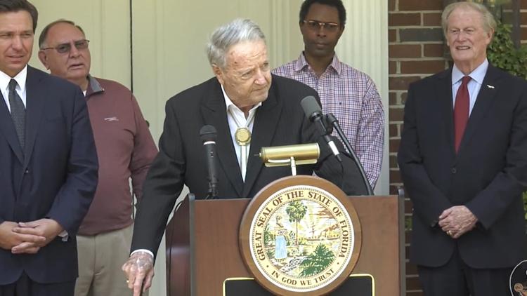 Florida State University announces funeral arrangements for Coach Bobby Bowden