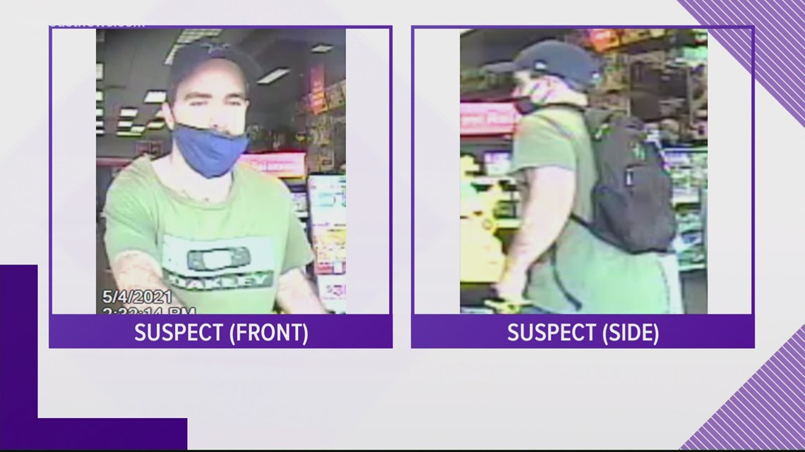 JSO searching for man believed to be responsible for attempted robbery in St. Johns Town Center