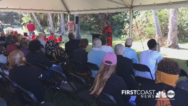 2020 Kingsley Heritage Celebration: Legacy of slavery is 'in your hands'