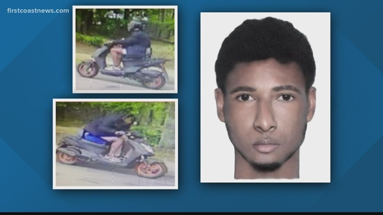 JSO searching for suspect in armed burglary, sexual battery