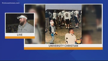 University Christian head coach talks about football season