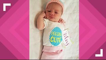 EASTER BABIES! Babies born at Orange Park Medical Center in time for Easter