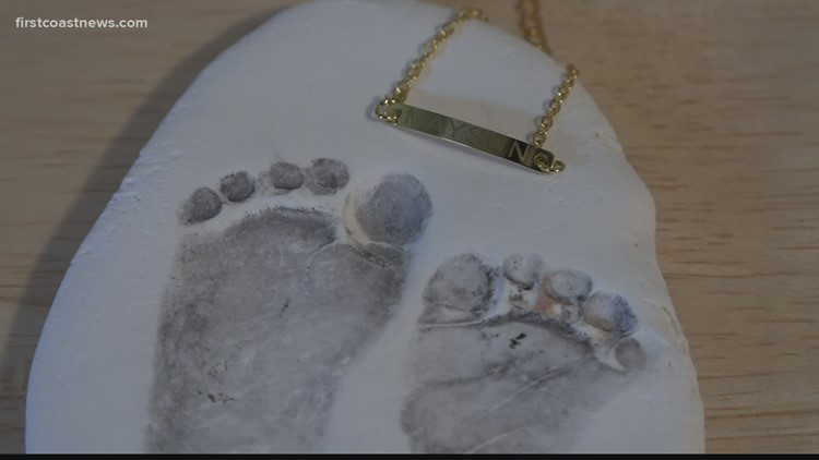 Lawsuit filed against Jacksonville hospital over handling of stillborn baby's death certificate