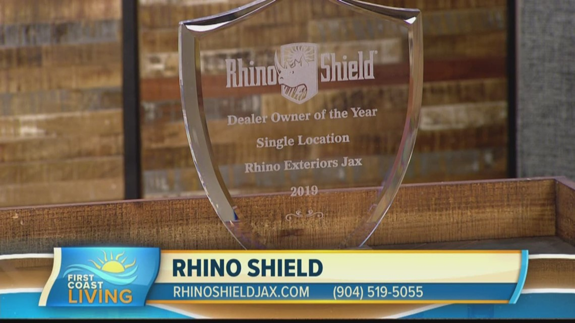 Learn more about award-winning Rhino Shield (FCL February 20th 2020)