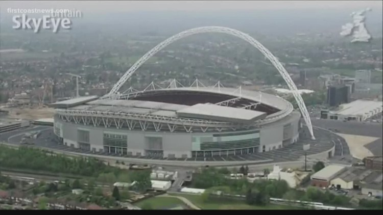 Jaguars add second home game in London for 2020 season