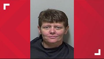 Woman arrested in Marion County after reportedly stealing truck, driving it into home, leading deputies on high-speed chase