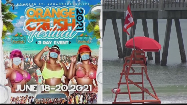 I want us to be safe' | New Orange Crush organizer says he wants festival to be positive experience for Jacksonville