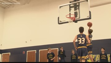 No Gym. Still Win: St. Paul's Middle School Basketball
