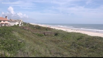 22-year-old Iowa man drowns while honeymooning in St. Augustine