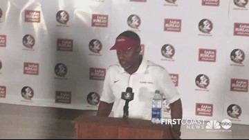 Willie Taggart After FSU Loss to Boise State