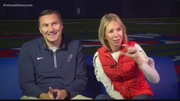 WATCH: Heather Crawford sits down with UF head coach Dan Mullen