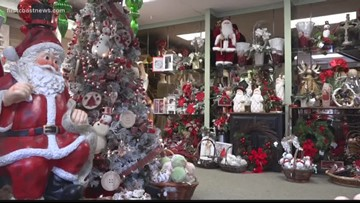 Kuhn Flowers brings the holiday cheer with holiday spectacular decorations