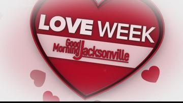 Love Week on Good Morning Jacksonville