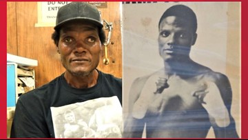 First Coast YOU: Retired boxer Dorcy Gaymon sparred with Mike Tyson
