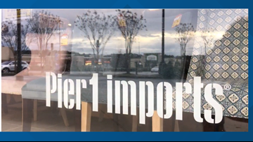 Pier 1 imports closing Atlantic Beach, Brunswick stores