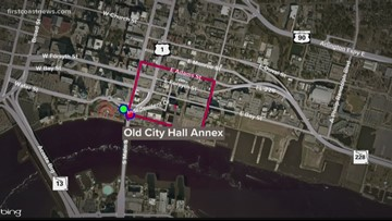 How to watch old City Hall annex implosion